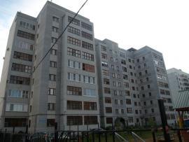 9 этажный жилой дом по ул. Строителей