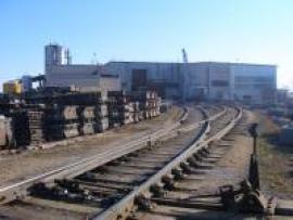 Реконструкция Котласского завода ЖБК