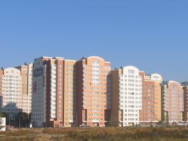 Жилой Комплекс по ул. Песчаная в Москве